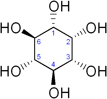 Inositol_structure