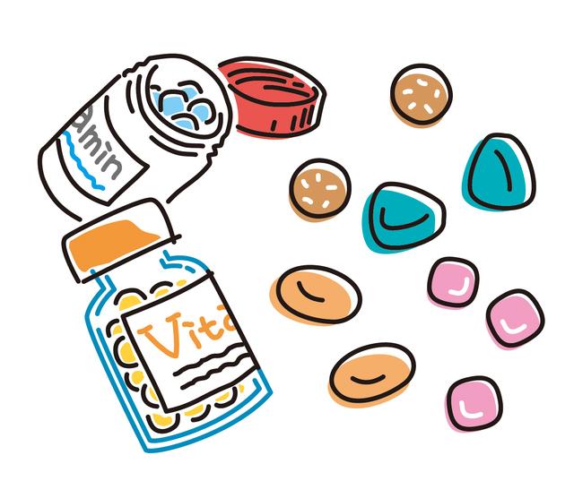 サプリメントに関する話題(ビタミンDとの関係からの考察)
